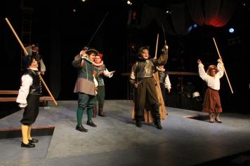 The Malvolio Project